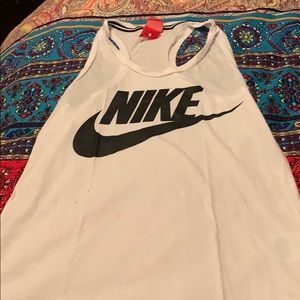 Nike athletic tank
